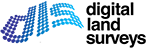 Digital Land Surveys Logo